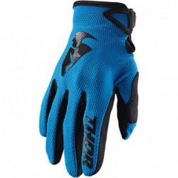 Rękawice Thor Sector niebieski