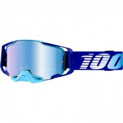 Gogle 100% Armega mirror blue