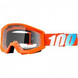 Gogle 100% Strata Orange...