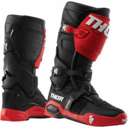 Buty Thor Radial black/red