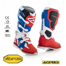 Buty Acerbis X-Rock red/blue