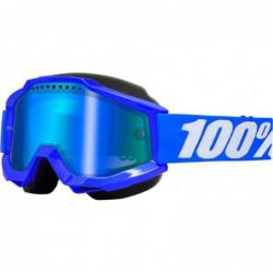 Gogle 100% Accuri Snow Blue...