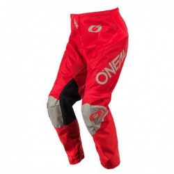 Spodnie O'Neal Matrix red/gray