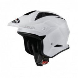 Kask Airoh Trial white gloss