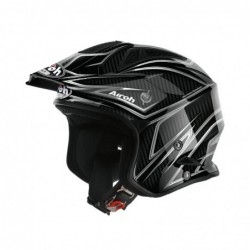 Kask Airoh Trial Carbon black
